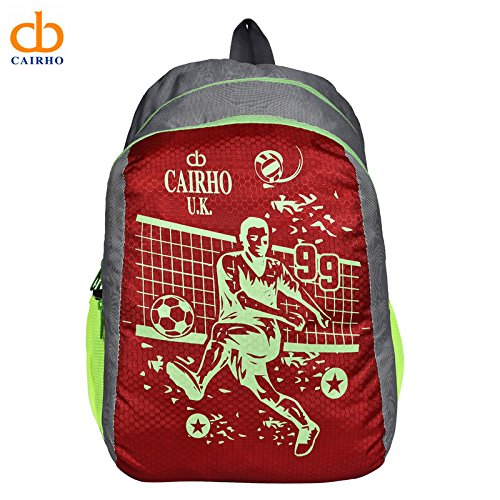 Cairho 99 Polyester Mini School / College / Tuition Bag 15 Liters 2 Compartments  available at amazon for Rs.275