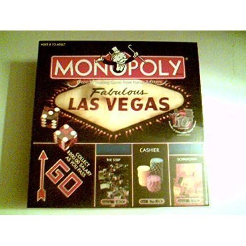 Monopoly Fabulous Las Vegas Edition by Hasbro günstig kaufen