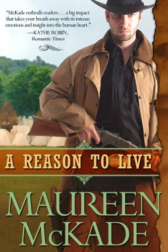 Maureen McKade - A Reason To Live (The Forrester Brothers)
