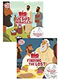 img - for Jesus' Miracles/Finding the Lost, Flip-Over Book (The Big Picture Interactive / The Gospel Project) by B&H Kids Editorial Staff (2016-05-01) book / textbook / text book