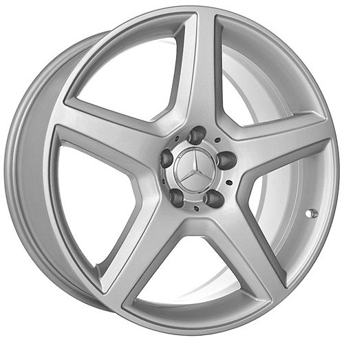 19 Inch Mercedes Wheels Rims Silver (set of 4)