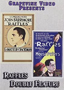 Raffles, The Amateur Cracksman (1917) / Raffles (1925)