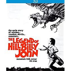 The Legend of Hillbilly John [Blu-ray]