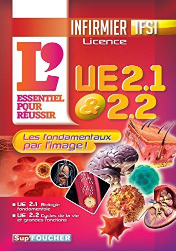 IFSI L'essentiel pour réussir les UE 2.1 et 2.2