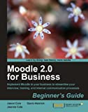 img - for Moodle 2.0 for Business Beginner's Guide book / textbook / text book