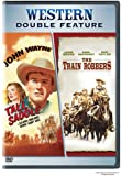 Tall in the Saddle / The Train Robbers (Western Double Feature)