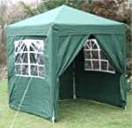 Airwave 2.0x2.0mtr GREEN Pop Up Gazeb...