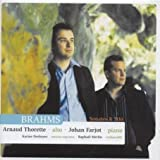 echange, troc  - Brahms - Sonates & Trio / Thorette, Farjot, Deshayes, Merlin