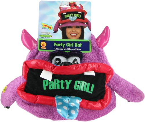 Party Girl Costume Hat