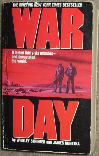 Cover of Warday by Whitley Strieber
