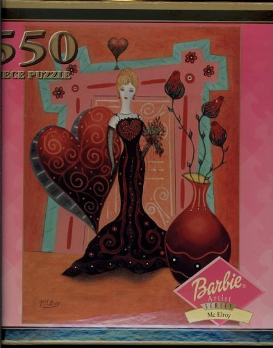 Barbe Artist Series - Mc Elroy - 550 Piece Puzzle