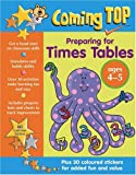 CT: Preparing for Times Tables (4-5) (Coming Top...) (0754819353) by Somerville, Louisa