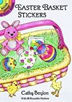 Easter Basket Stickers (Dover Little Activity Books Stickers)