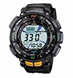 Casio Pathfinder Solar Triple Sensor Watch