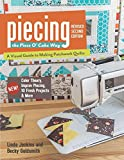 img - for Piecing the Piece O' Cake Way:   A Visual Guide to Making Patchwork Quilts   New! Color Theory, Improv Piecing, 10 Fresh Projects & More book / textbook / text book