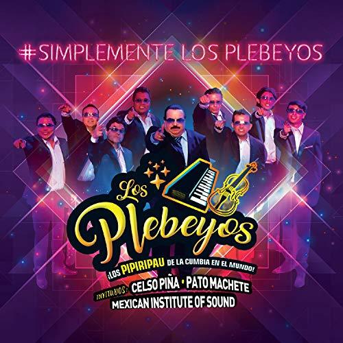 CD : Plebeyos - #simplemente Los Plebeyos (CD)
