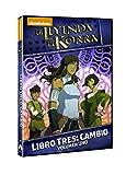 La Leyenda De Korra. Libro Tres: Cambio - Volumen 1 [DVD]