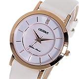オリエント ORIENT クオーツ レディース 腕時計 SUB96004W0 シェルホワイト [並行輸入品]