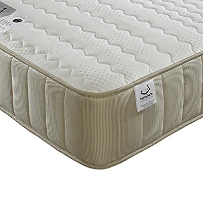 Happy Beds Flex Bonnell Spring Orthopaedic Memory Foam Mattress