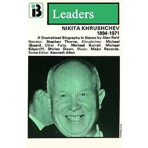 Nikita Khrushchev Performance