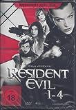 Resident Evil 1-4 (Die Umbrella Quadrologie)