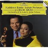 Bach: Arias for Soprano and Violin ~ Johann Sebastian Bach
