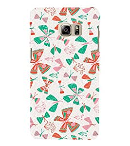 Butterflies Plants Grass 3D Hard Polycarbonate Designer Back Case Cover for Samsung Galaxy Note 7 : Samsung Galaxy Note 7 N930G : Samsung Galaxy Note 7 Duos