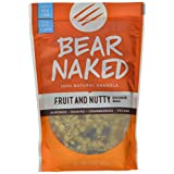 Bear Naked All Natural Granola, Fruit and Nut,  12-Ounce Pouches (Pack of 6) ~ Bear Naked