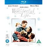 It's a Wonderful Life (Black & White and Colourised Versions) [Blu-ray] [1946]by James Stewart