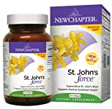 New Chapter St. Johns Force, 60 Softgels