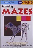 img - for By Shinobu Akaishi - Amazing Mazes (Kumon's Practice Books) (Original) (1.6.2004) book / textbook / text book