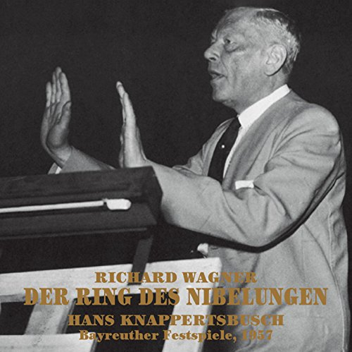 ワーグナー : 楽劇4部作 「ニーベルングの指環」 全曲 (Richard Wagner : Der Ring Des Nibelungen / Hans Knappertsbush, Bayreuther Festspiele, 1957) [13SACD Hybrid] [Box Set] [Limited Edition] [歌詞対訳付き解説書付属]