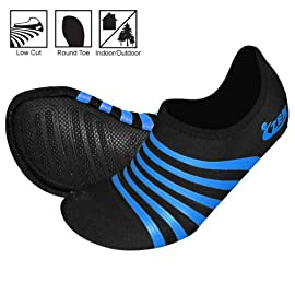 ZEMgear Playa Round Toe Junior Footwear