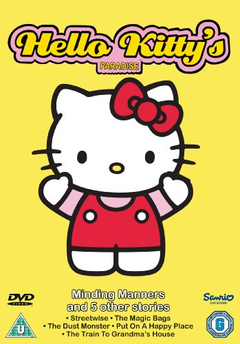 Hello Kitty's Paradise Minding Manners & 5 Other Stories [DVD]