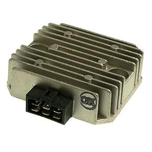 Db Electrical Aki6016 Rectifier Regulator For Kawasaki Gpx600 Vn1500 Vn750 Vulcan Zl600 Zx600 Ninja