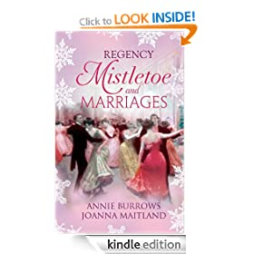 Regency Mistletoe &amp; Marriages (Mills &amp; Boon M&amp;B) (Mills &amp; Boon Special Releases)