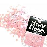 MystickFlakes パステルピンク フラワー 0.5g