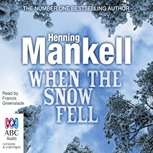 When the Snow Fell Audiobook