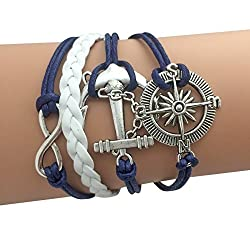 Sortitio's Blue & White EWNS Bracelet