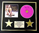 CHERYL COLE/CD DISPLAY/ LIMITED EDITION/COA/
