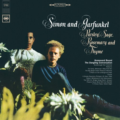 Simon & Garfunkle - Parsley, Sage, Rosemary and Thyme - Zortam Music