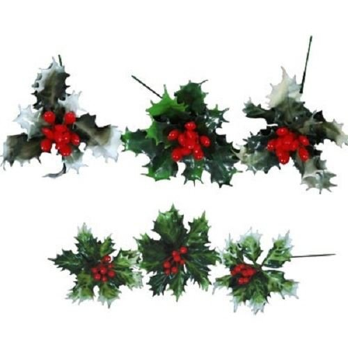 holly-berry-christmas-picks-x-12-plastic-great-for-wreaths