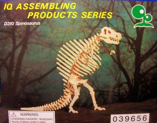 "Cheap HFT ""ABC Products"" – Wooden 3-D  Dinosaur Assembling Skeleton Kit (Spinosaurus Model)* (B0035T25FG)"