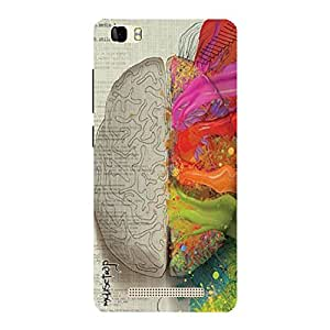 Premium Quality Mousetrap Printed Designer Full Protection Back Cover for Reliance Lyf Water 5-1136