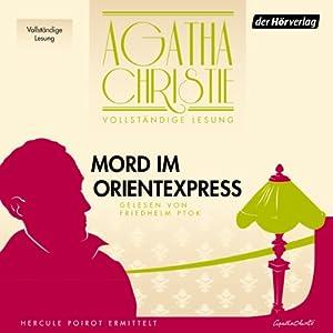 Mord im Orientexpress Audiobook