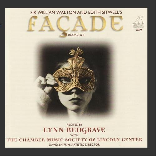 Walton & Sitwell: Façade, Books I & II by The Chamber Music Society of Lincoln Center, William Walton, Joseph Silverstein, Lynn Redgrave and David Shifrin
