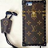 LOUIS VUITTON(ルイヴィトン) iPhone ケース LV高品質、全面保護ケース iPhone 携帯カバー (iPhone6/6S, a) [並行輸入品]