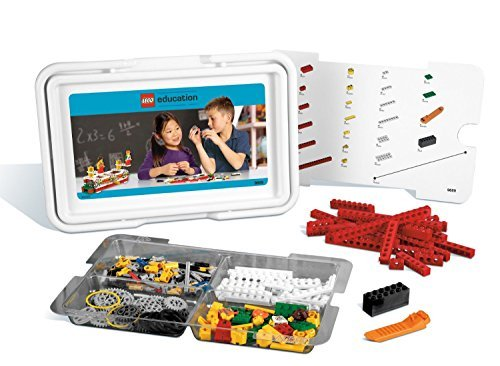 Lego Education simple machine set 9689 [domestic regular goods] E31-7620-01 (Lego Simple Machines Set compare prices)