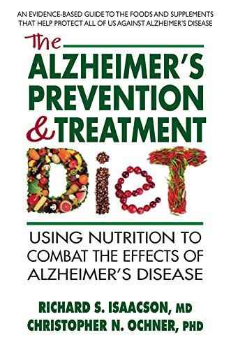 The Alzheimer's Prevention & Treatment Diet PDF