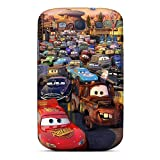 New Galaxy S3 Case Cover Casing(cars Movie Review)